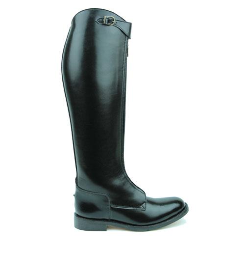 Hispar Invader-1 Man Men's Tall Knee High Leather Equestrian Polo ...